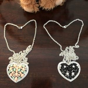 Necklaces twin pack